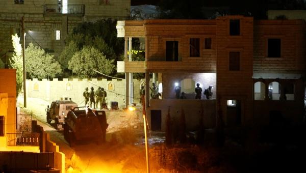 Israel ha tumbado 25 viviendas de palestinos en menos de un año