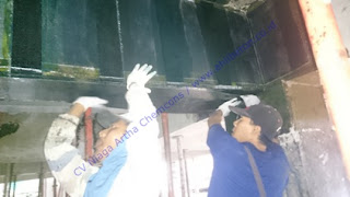 perbaikan kekuatan struktur beton