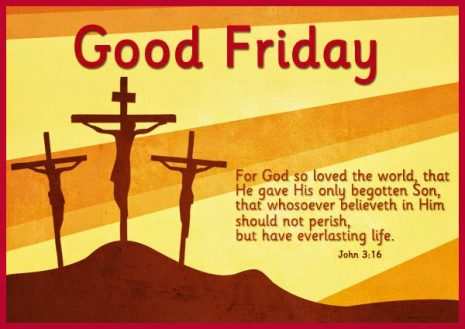 TOP LATEST GOOD FRIDAY IMAGES