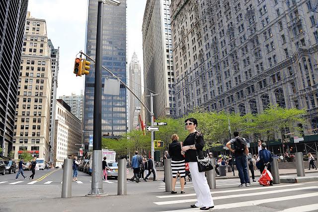 new york, blackandwhitefashion