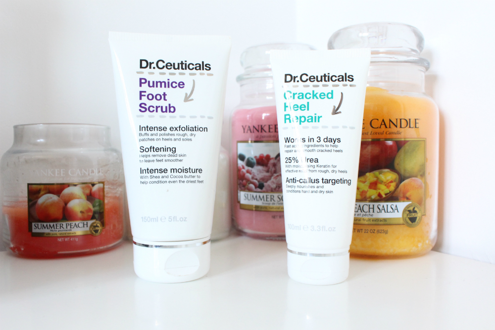 Dr. Ceuticals Foot Care