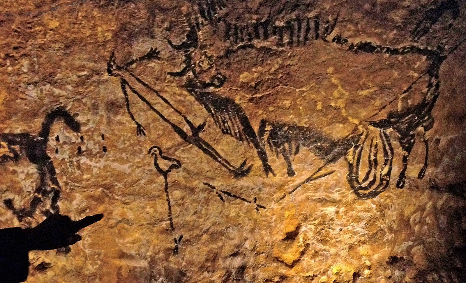 Grotte de Lascaux — Wikimini lencyclopédie pour enfants