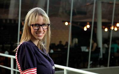 Gina Gotthilf, gerente de internacionalização do Tumblr