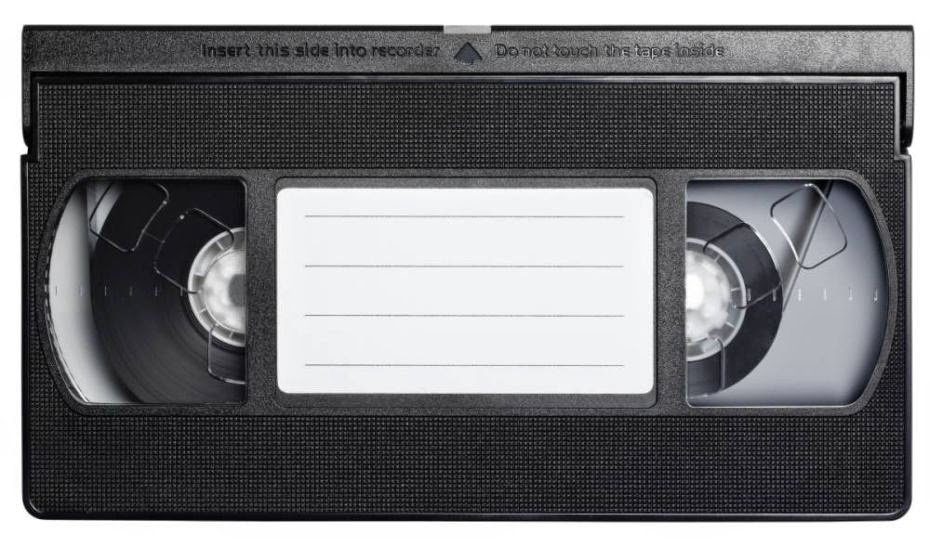 Effiong Eton Your Old Video Tapes Vhs Could Be Worth