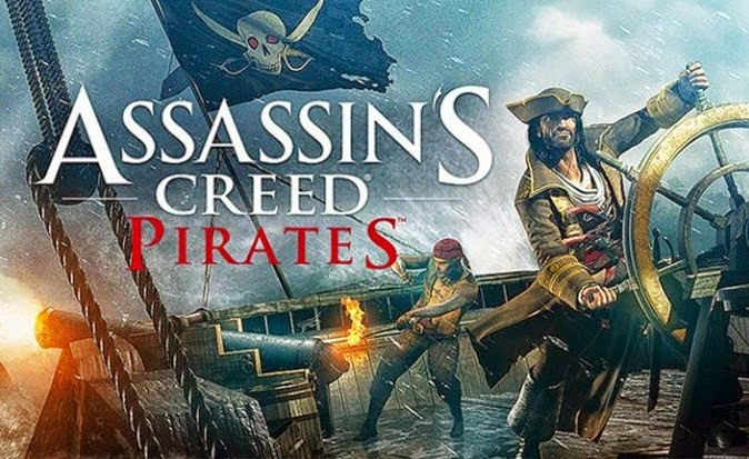 Assassin's Creed Pirates v1.6.1 Apk Mod + Data Unlimited Money