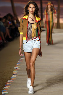 Tommy Hilfiger Carribean Inspired Spring Summer 2016