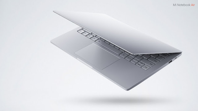 Mi Notebook Air Resmi Rilis TTI #MiNotebookAir
