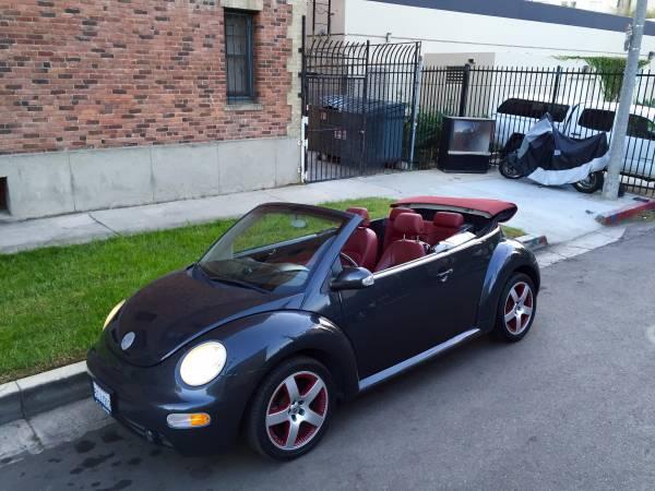 2006 Volkswagen New Beetle Convertible For Sale