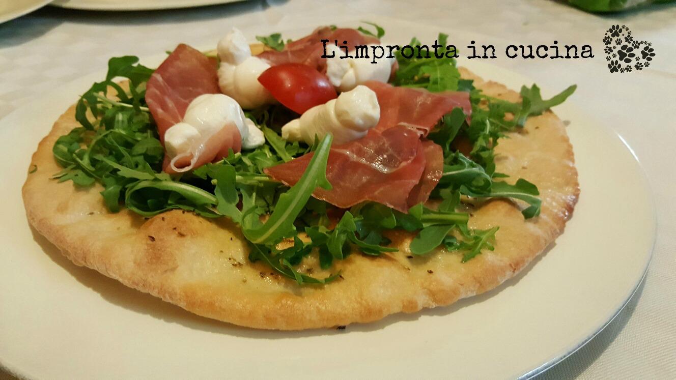 L'impronta in cucina: MTC n. 58: La pizza