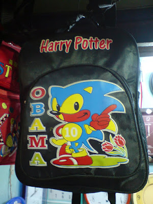 Mochila de Harry Potter