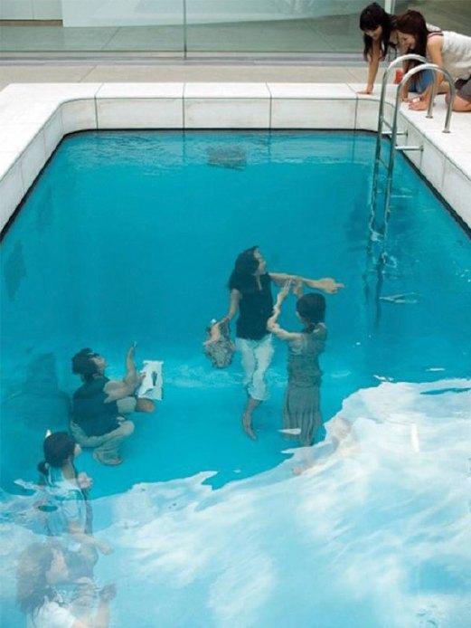 Kolam Mandi Bilik Air Desainrumahid