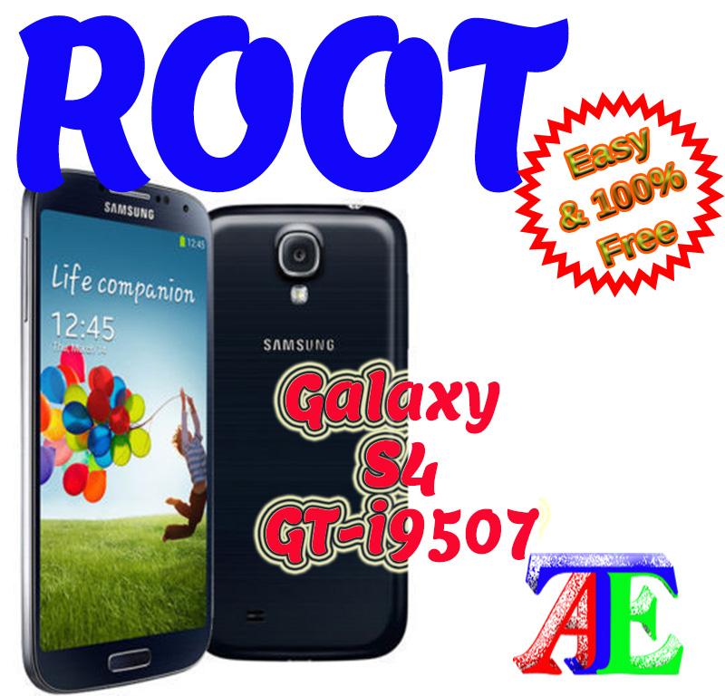 How to Root Samsung Galaxy S4 GT-i9507 V  5 0 1 OJ1 Lollipop