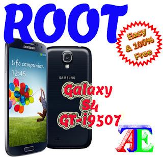 CF-Auto-Root  Galaxy S4 GT-i9507