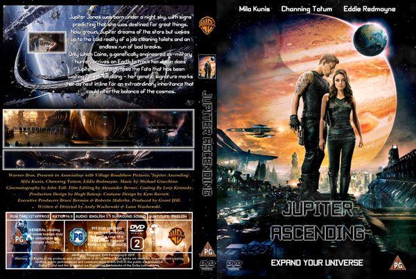 El Destino De Jupiter – Castellano, Inglés – DVD9