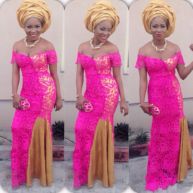 Nigerian Traditional Wedding Dresses: Collection Of Female Traditional Wedding/Attire In Nigeria