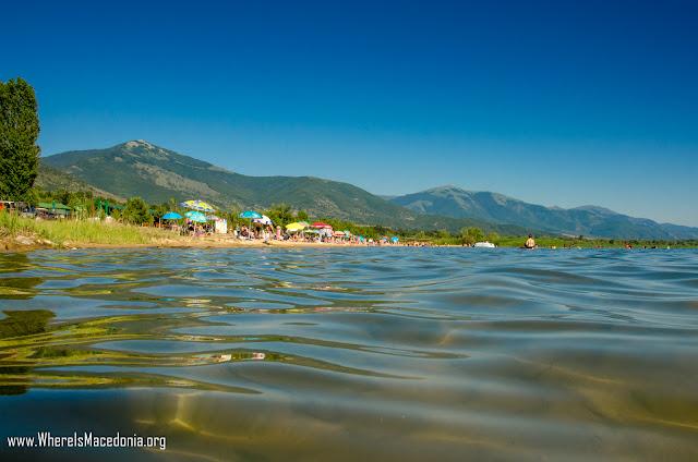 Macedonia - Prespa Lake - Slivnica Beach