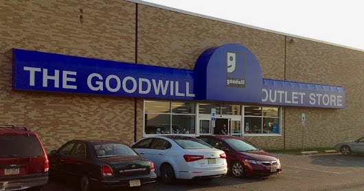 Thrifting Like A Pro: The Goodwill Outlet Store