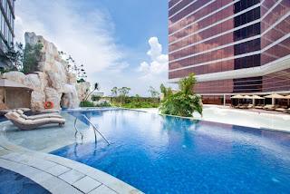 acara tahun baru 2017 di The Trans Luxury Hotel Bandung