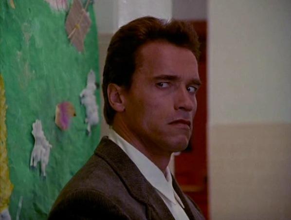 Arnold Schwarzenegger grande pene