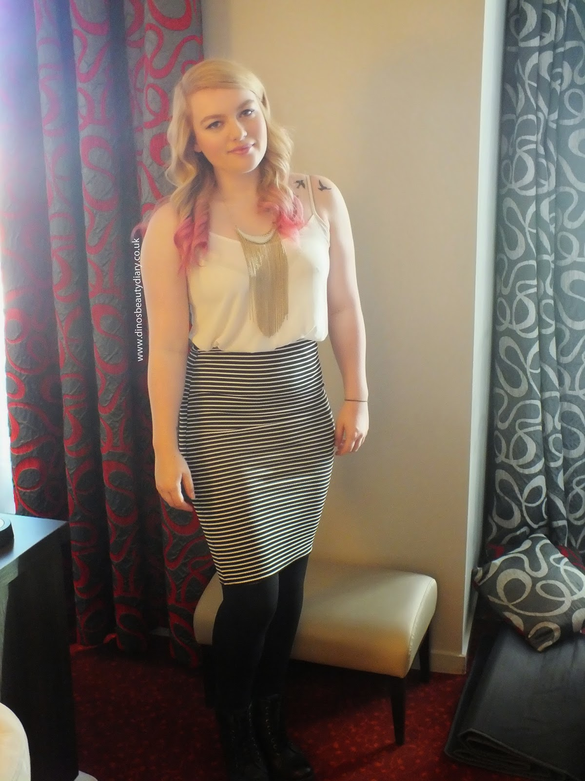 Dino's Beauty Diary - Hair Review - Bleach London 'The Big Pink' Hair Colour
