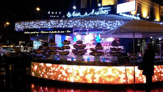 Restaurante ao lado do Hotel - Mercure Raspail
