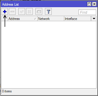 Address List Mode GUI