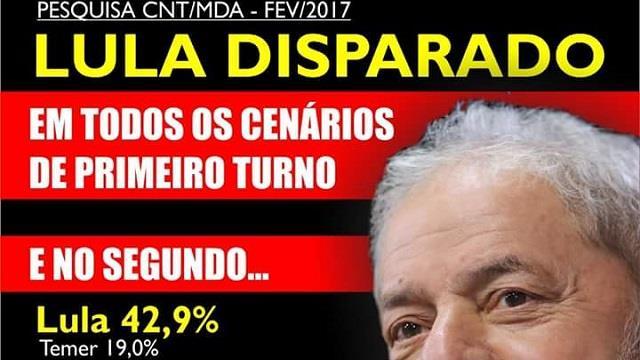 Lula Dispara