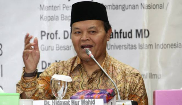 HNW: Dulu Saat Kampanye, Jokowi Mules Dengar Kata Impor