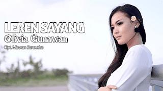 Lirik Lagu Olivia Gunawan - Leren Sayang