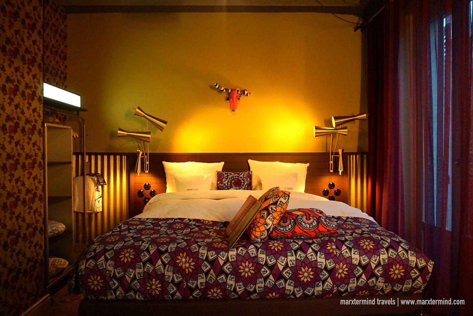 Large Plus Room at 25hours Hotel Paris
