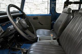 1982 Toyota FJ40 Land Cruiser Restored by Land Cruiser