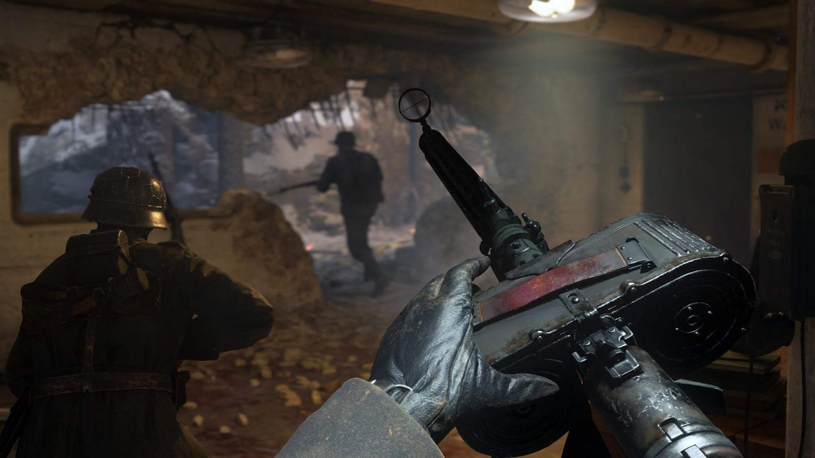 Call Of Duty WWII PC Full ESPAÑOL (RELOADED) + REPACK 14 DVD5 (JPW) 8