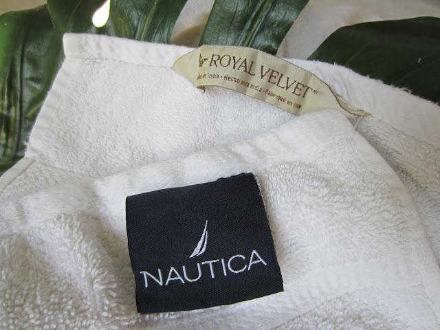 My Favorite Towels
