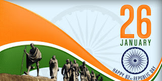 62nd Republic Day Images