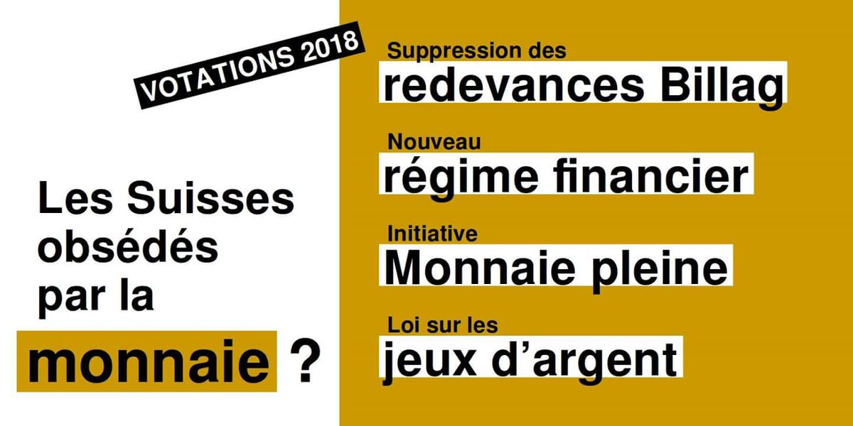 Monnaies: obsessions suisses ?