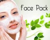 herbal facepack