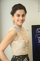 Taapsee Pannu in transparent top at Anando hma theatrical trailer launch ~  Exclusive 033.JPG
