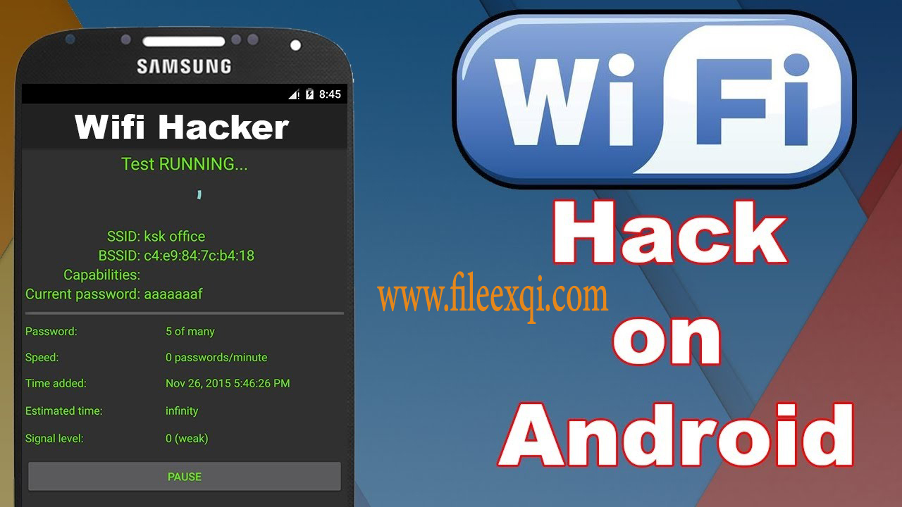 android wifi password hacker app free download
