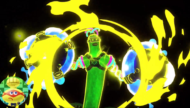 ARMS Helix special power
