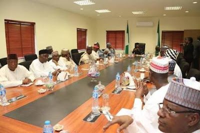 NewPDP drops defection threat, agrees to meet APC Governors, Leaders for settlement