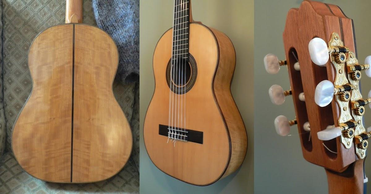 bill rayner luthier classical guitar ukulele 12 string classical. Black Bedroom Furniture Sets. Home Design Ideas