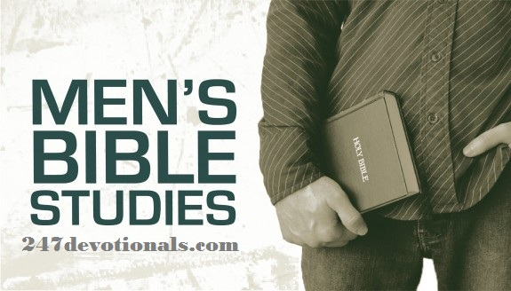 Read Men's Devotional Bible - Saturday, November 18, 2017