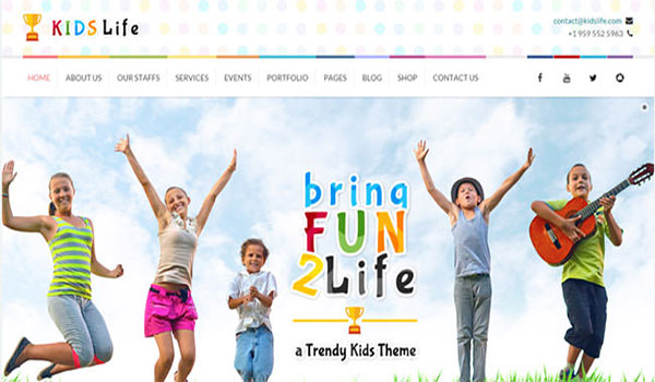 kids-life-kindergarten-wordpress-theme