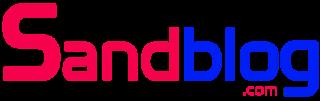 Logo Sandblog