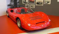 Fiat Abarth 1000 SP, 1966