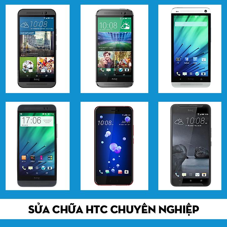thay màn hình HTC One M7 giá rẻ
