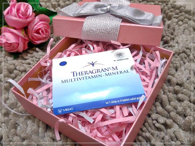 theragran-m, vitamin yang bagus untuk mempercepat masa penyembuhan