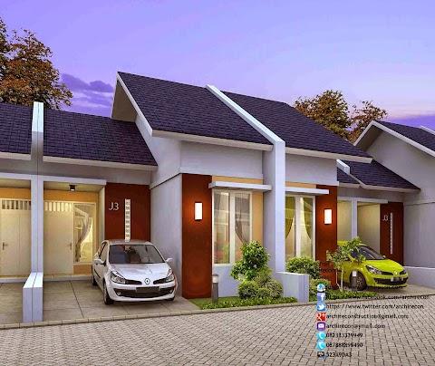 Jasa Model Rumah Minimalis Sederhana | 0823.3333.9949