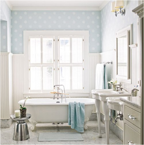 Key Interiors By Shinay English Country Dining Room: Key Interiors By Shinay: Cottage Style Bathroom Design Ideas