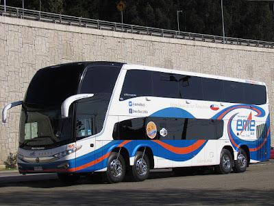 Spesifikasi VOLVO B430R chassis bus 4 Axle